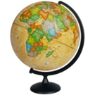 "Earth Globe political ""Retro-Alexander"""