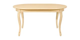 """Solid oak table """"MARSEL-OV"""""""