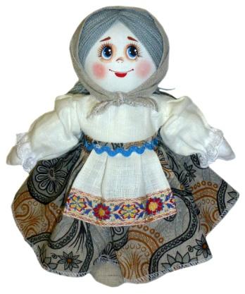 "Gift workshop / Textile doll ""Mashenka"""