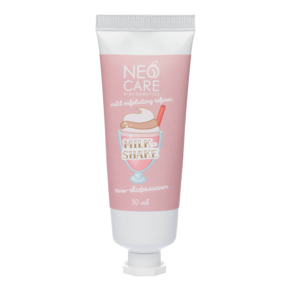 Gel exfoliant MilkShake Neo Care, 30 ml