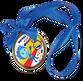 Chocolate medal 'Zero'