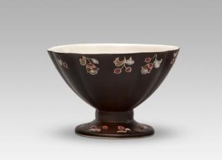 "Ramekin ""wildflowers"" ceramic"