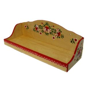 "Shelf wooden ""Onega painting"""