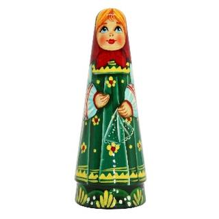 "Doll wooden ""emerald Princess"""