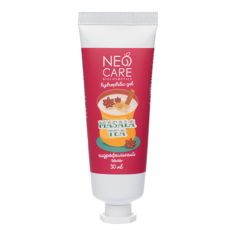 Hydrophilic gel Neo Masala tea Care, 30 ml