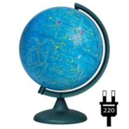Globes Starry Sky Backlit NEW