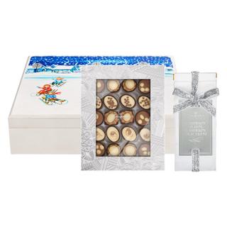 Box 010 handmade Chocolates 1275г