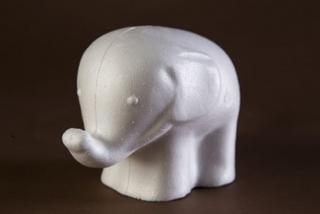 Figure foam Elephant