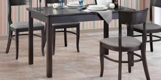 """Solid oak table """"ONIX"""""""