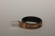 Leather belt 'Nizhny Novgorod Kremlin'