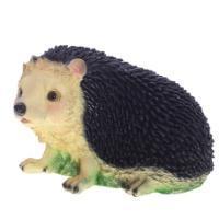 "Remeko / Decorative figure ""Hedgehog on large legs"" H23 cm"