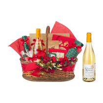 Basket 007 Gift set: chocolate, candy, chocolate candy 'Assorted' 3135г