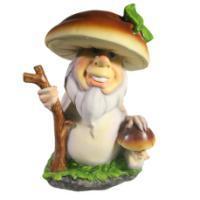 "Remeko / Decorative product ""Fairy mushroom-Borovik"" L12,5W10,5H18"