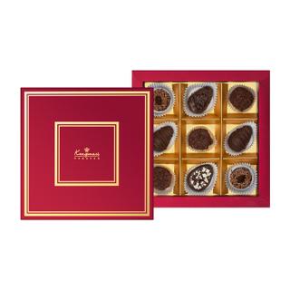 "Congratulation 09 Gift set: handmade chocolates, chocolate candies (like ""Cuts"") 205g"