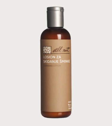 Lotion for face cleansing All Nut