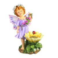 "Remeko / Decorative figure ""Forest Fairy"" L20W22H35"