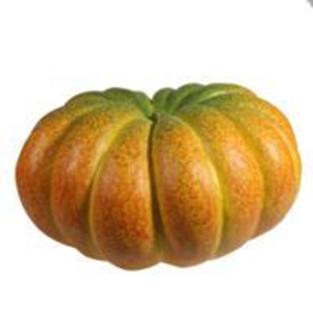 """Remeko / Decorative figure """"Pumpkin"""" L32W32H15 cm"""