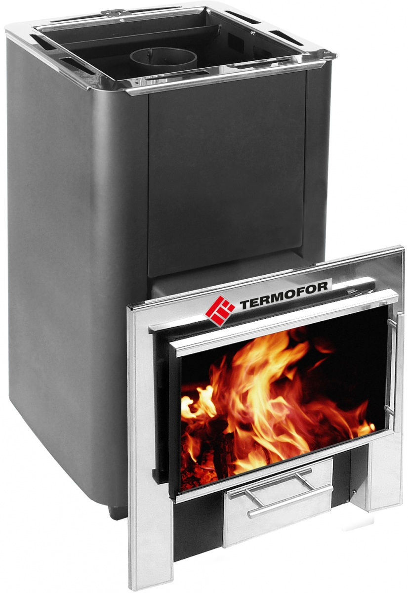 Oven bath Olympus 14-18 heated door+steam generator