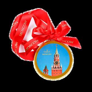 "Chocolate medal ""Kremlin"" 70 g"