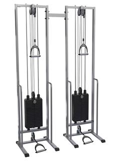 "The simulator block rehabilitation dual (wall) 2 stack, 60 kg, series ""Pro"""