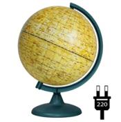 Illuminated Moon Globe NEW