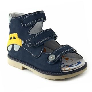 Summer shoes molodetskie high