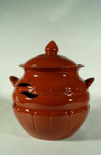 Pot of garlic and onions medium molchanie