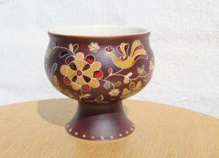 "Chara ceramic ""Georgia"" painted"