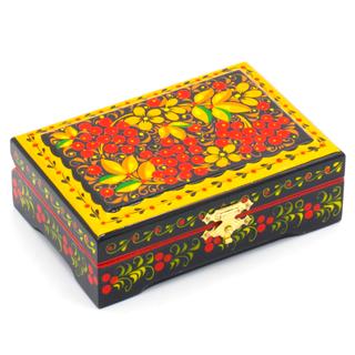 The box is wooden 120х80Н