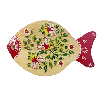 """Board kitchen wooden """"Onega-painted"""" 29 cm"""