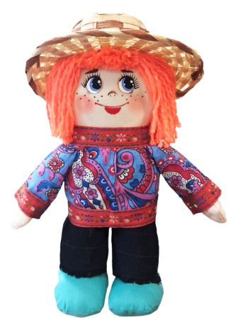 "Gift workshop / Textile doll ""Savushka"""