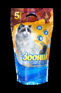 ZOONIK clumping cat litter, 5l /or 20l