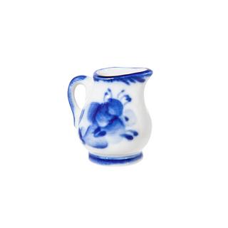 FOB Milkman 1st grade, Gzhel Porcelain factory