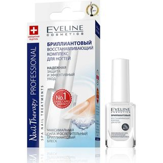 Tonic with diamonds - nails strong and shiny as the diamond series nail therapy professional, Eveline, 12 ml