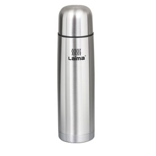 LIMA / Classic thermos with narrow neck, 1 l, stainless steel