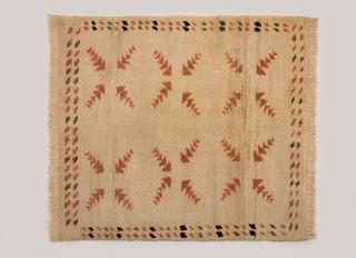 "LA`AL Textiles / Carpet ""Wakhan triangle V2, 100 х 125 cm"
