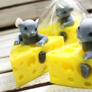 Handmade soap for the New Year of Myshar