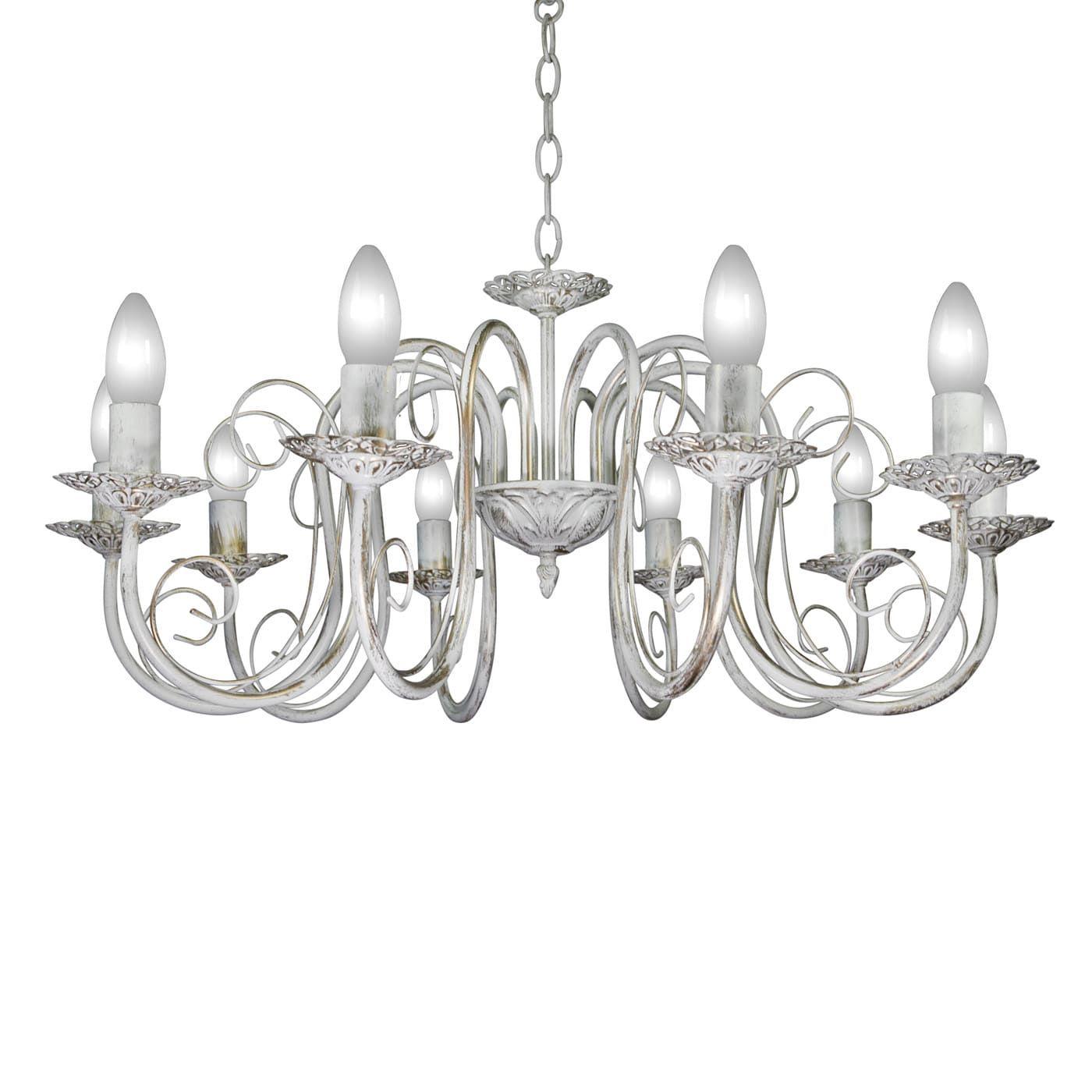 PETRASVET / Pendant chandelier S1170-10, 10xE14 max. 60W
