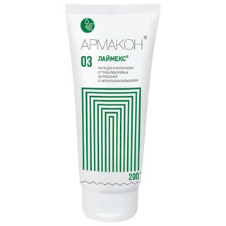 "ARMACON / Cleansing paste, 200 ml, ""LYMEX"", from stubborn dirt, with abrasive"