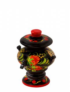 Samovar, wooden gift 70х45 mm