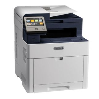 MFP laser COLOR XEROX WorkCentre 6515N (printer, scanner, copier, fax), A4, 28 ppm, 50,000 pages / month, ADF, network card