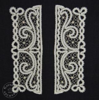 Cuff lace С625А