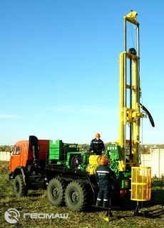 Drilling rigs PBU series