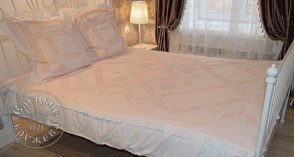 Yelets lace / One-and-a-half bedding set С2188
