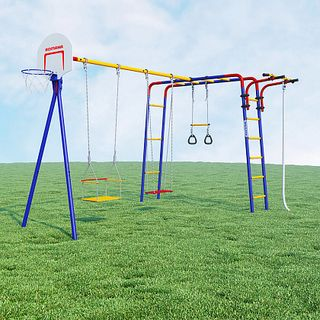 Acrobat - children's sports complex ROMAN for country houses and cottages