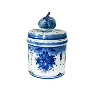 Bank Garlic 2 small variety, Gzhel Porcelain factory