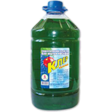 Liquid for washing dishes CLER Apple 5L