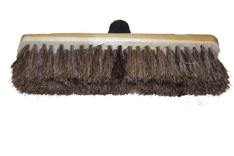 Torzhok enterprise of brush products / Floor brush C1 wooden horsehair 280/4