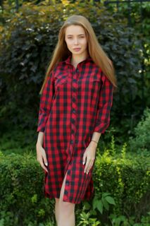 Shirt-dress Beatriss Art. 4079