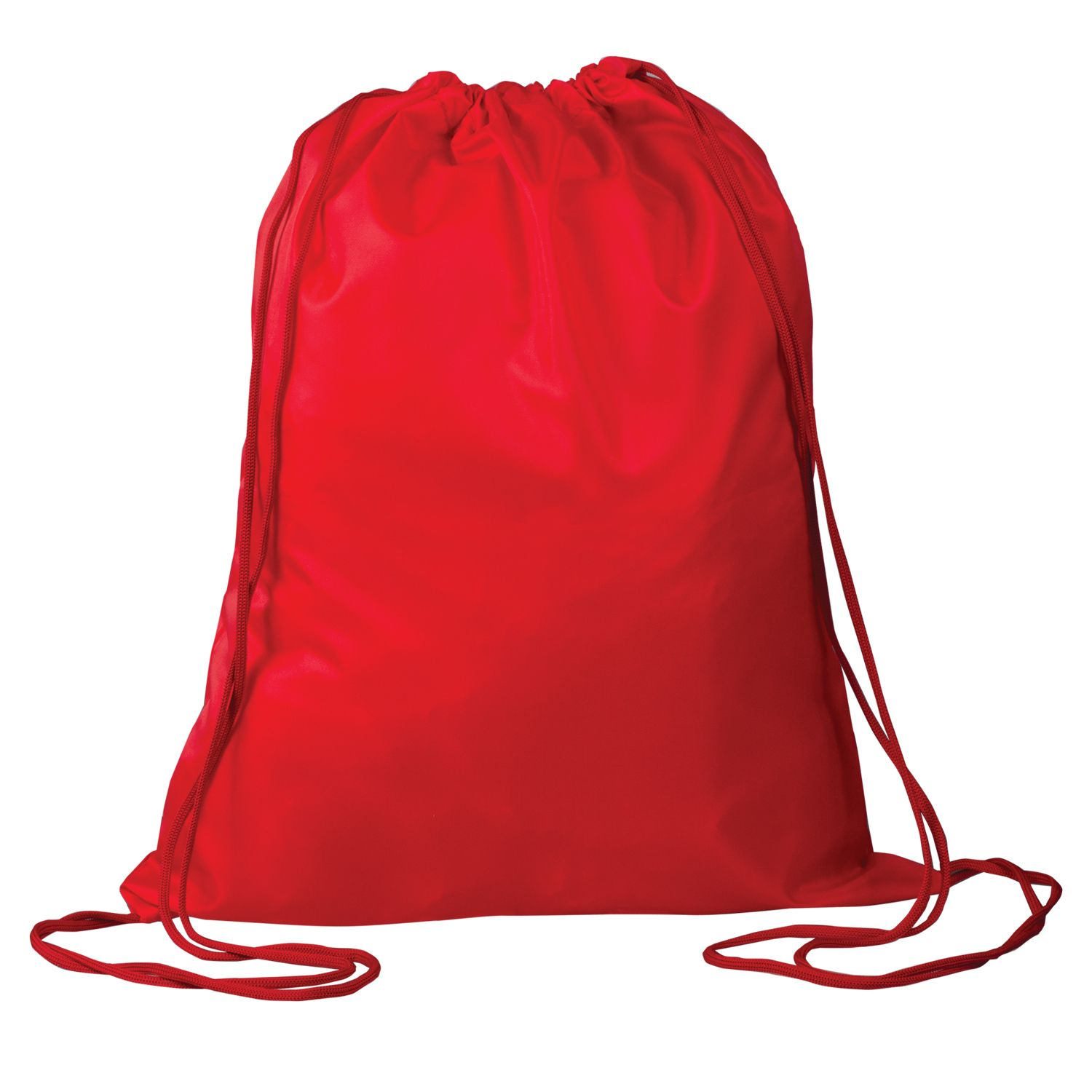 Shoe bag TOP-SPIN for elementary school students, red, 43х35 cm
